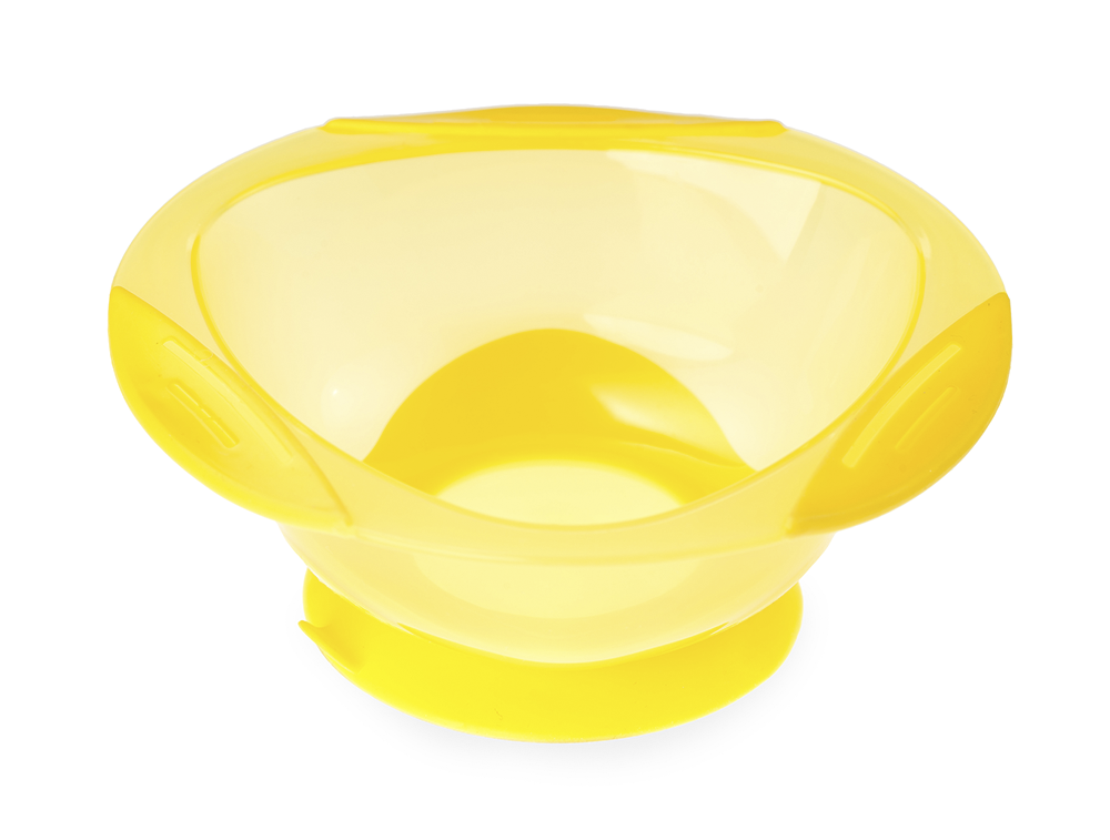HAPPY CARE. Bowl with Suction Ring
