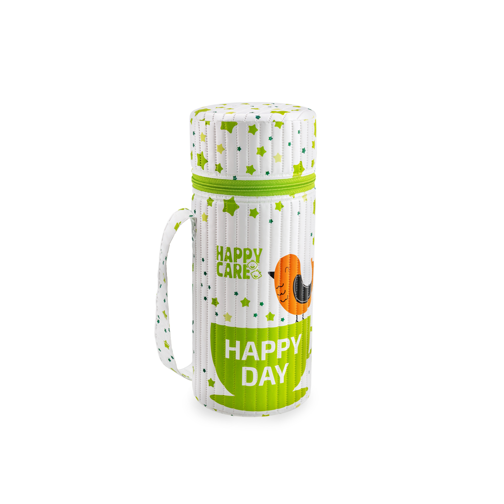HAPPY CARE.  Single Feeding Bottle Insulator